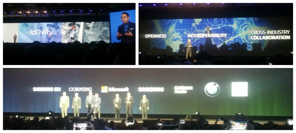 Keynote Samsung CES 2016