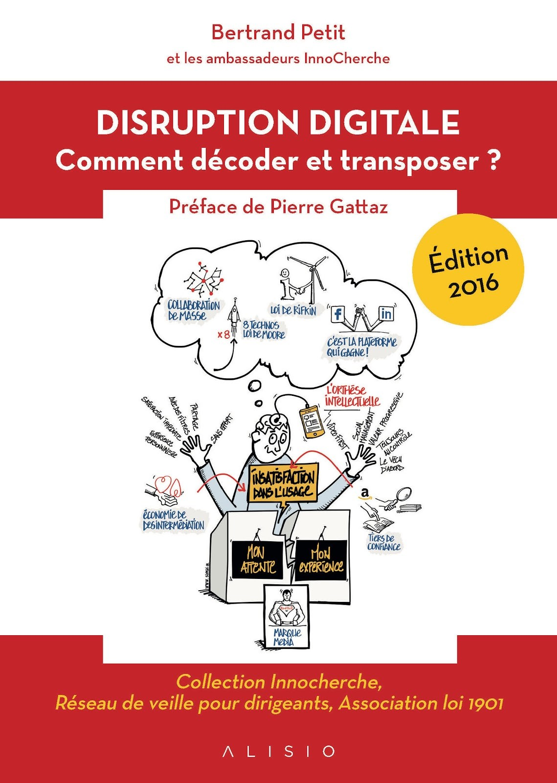 Disruption digitale édition 2016 couv